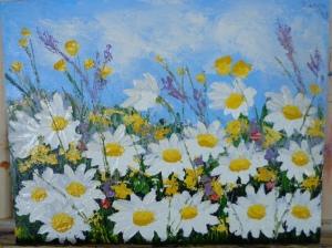 La peinture de Kinga