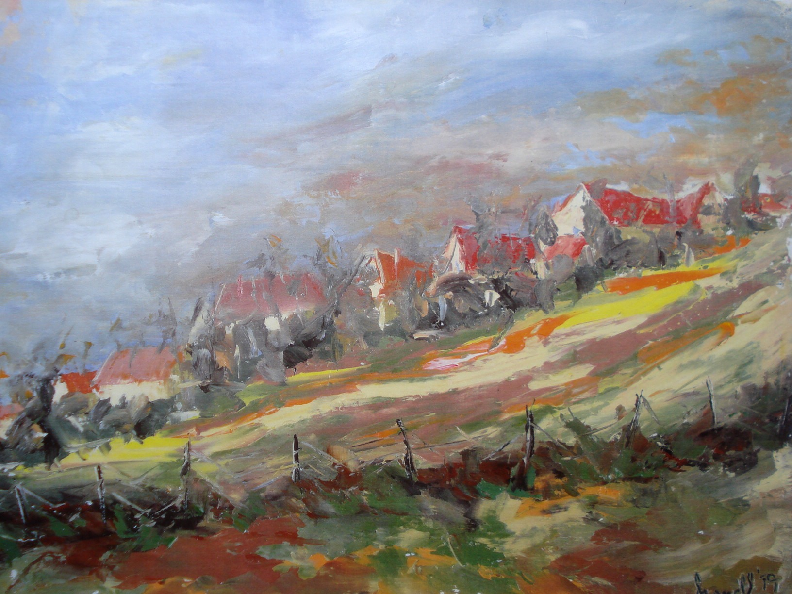paysage de roumaine  u2013 claudia mandl